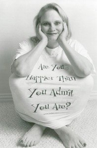 Are You Happier Than You Admit You Are