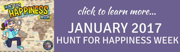 January 2017 hunt for HAPPINESS Week2