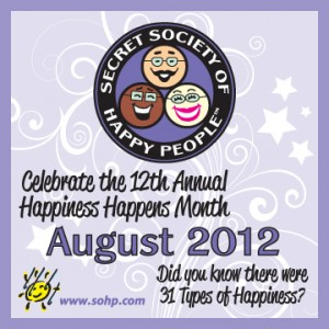 12th Annual Happiness Month FB 300x300 Happiness Happens Month Begins...How Will You Celebrate?
