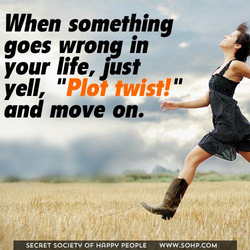 SOHP.com - plot twist