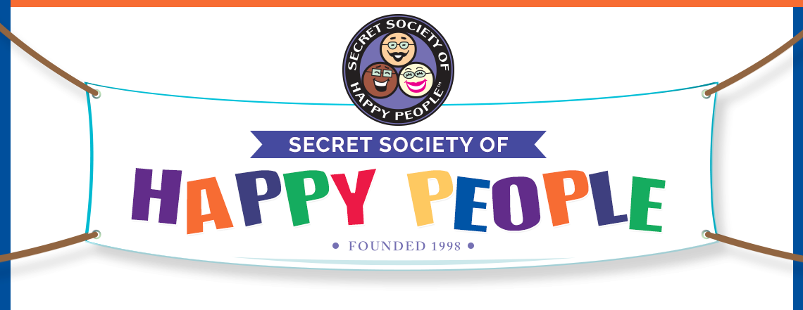 Secret Society of Happy People, SOHP.com