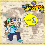 Hunt For Happiness Week Day 1 Activities Secret Society Of Happy People