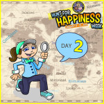 sohp.com, Secret Society of Happy People, Hunt For Happiness Week, #huntforhappiness