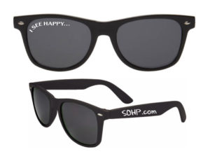 Sunglasses 8855 SOHP Black