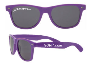 Sunglasses 8855 SOHP Purple
