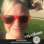 I see Happy, #ISeeHappy, Happiness Happens MOnth 2016, #HHM2016