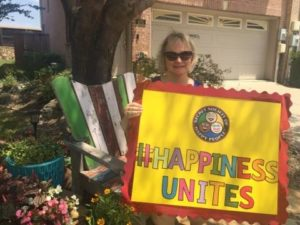 Happiness Happens Month 2017, #HappinessUnites, SOHP.com, Secret Society of Happy People, Pamela Gail Johnson