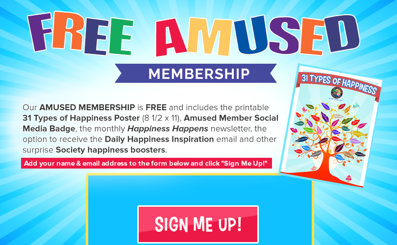 Click HERE to become an AMUSED Member!