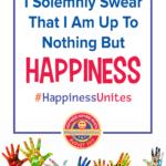 Happiness Happens Month, HappinessUnites, sohp.com, Pamela Gail Johnson