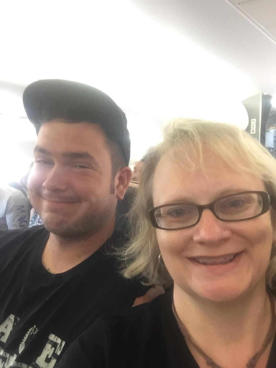HappinessUnites Tour Amarillo, Happiness Happens Month, #HappinessUnites, Secret Society of Happy People, SOHP.com, Pamela Gail Johnson, Amarillo TX, Amarillo Airport