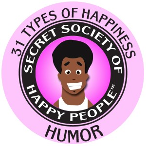 Humor 300x300 What Is Happiness?