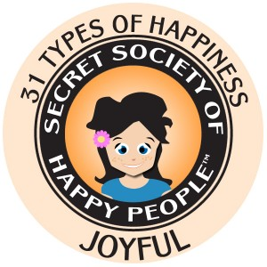Joyful copy 300x300 What Is Happiness?