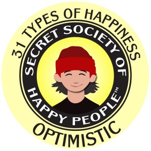 Optimistic 300x300 What Is Happiness?