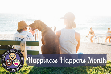 Happiness Happens Month, Secret Society of Happy People