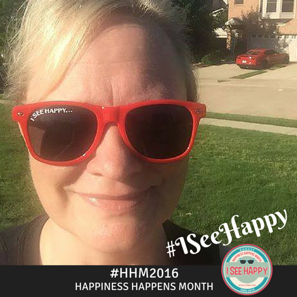 I See Happy – Happiness Happens Month 2016