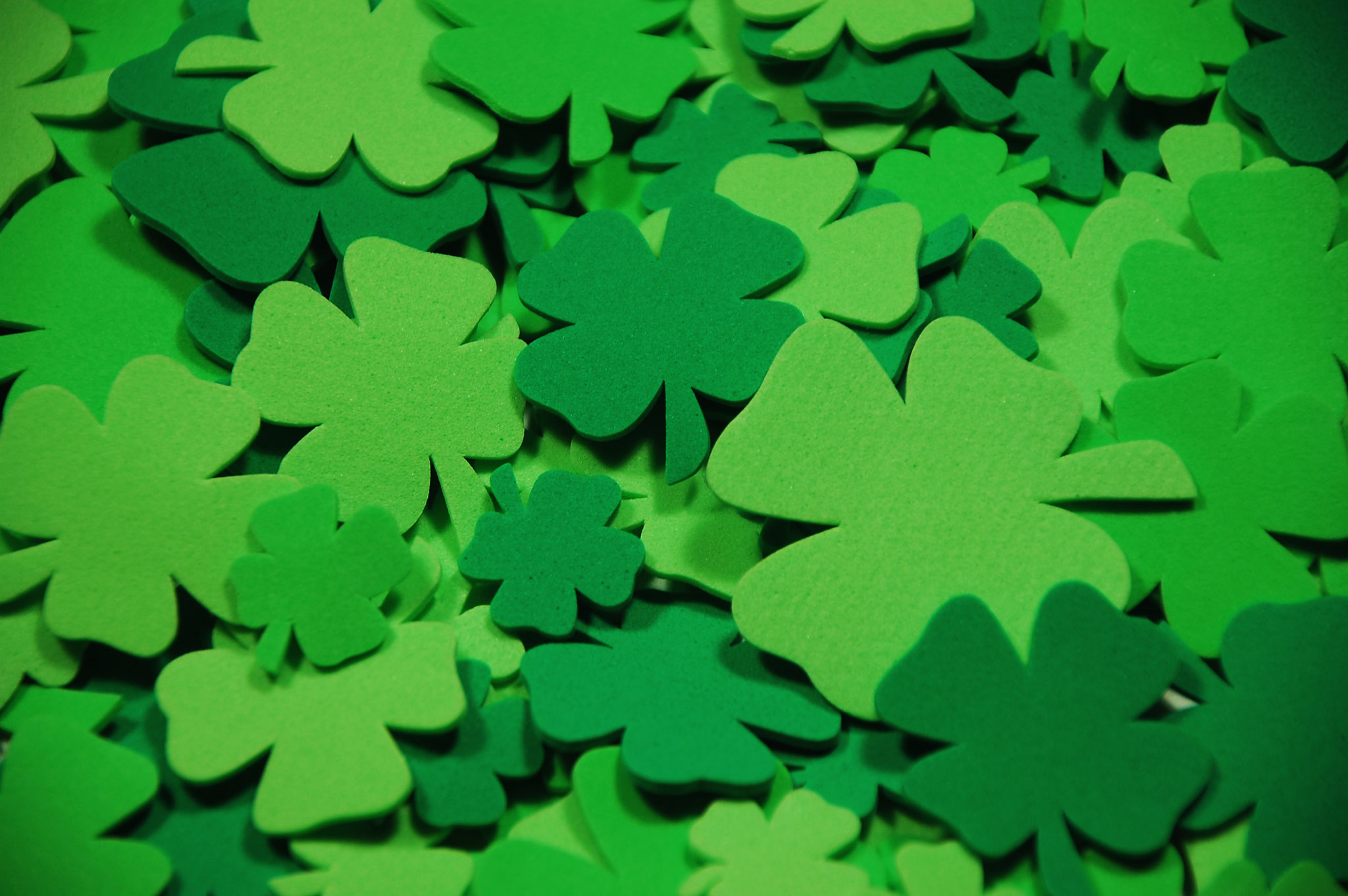 Does Luck Create Happiness?