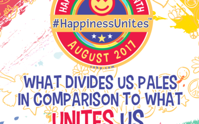 Happiness Happens Month 2017 Focuses on Unity