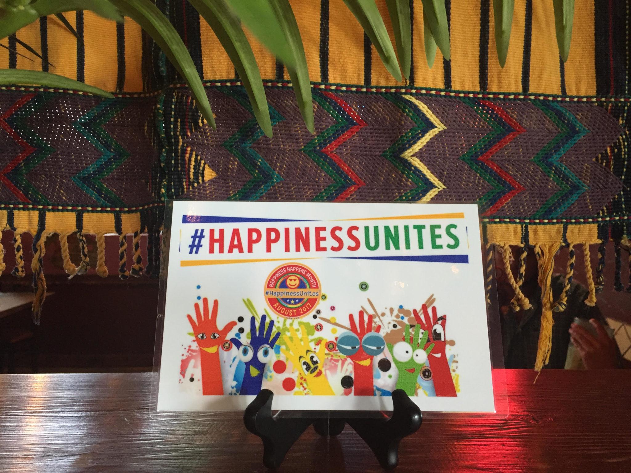 HappinessUnites Tour Amarillo, Happiness Happens Month, #HappinessUnites, Secret Society of Happy People, SOHP.com, Pamela Gail Johnson, Amarillo TX,