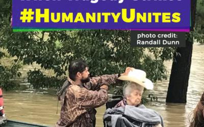 When Tragedy Strikes #HumanityUnites