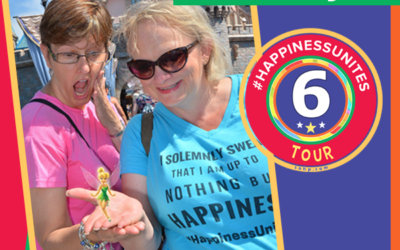#HappinessUnites Tour: Stop 6 – Disney