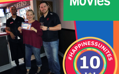 #HappinessUnites Tour – Stop 10: Movies