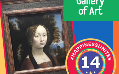 #HappinessUnites Tour – Stop 14: National Gallery of Art