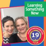 #HappinessUnite Tour, #HappinessUnites, Learning Something New, Pamela Gail Johnson, SOHP.com