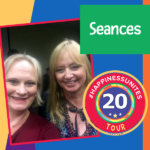 Seances, #HappinessUnites Tour, #HappinessUnites, SOHP.com, Secret Society of Happy People