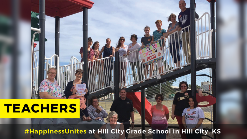 #HappinessUnites Tour, #HappinessUnites, Professions, SOHP.com, Secret Society of Happy People, SOHP.com, Pamela Gail Johnson, Teachers