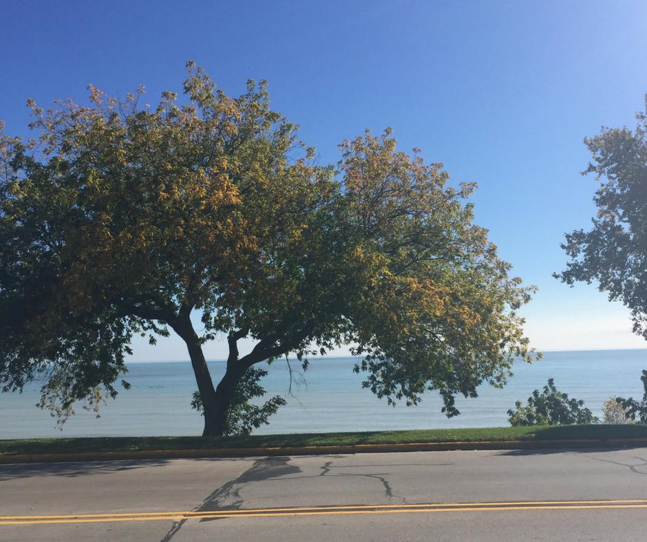 #HappinessUnites Tour, #HappinessUnites, Lakes, Lake MIchigan, SOHP.com, Pamela Gail Johnson