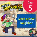 #HHW2018, Hunt For Happiness Week 2018, SOHP.com, Pamela Gail Johnson, Secret Society of Happy People