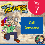 #HHW2018, Hunt For Happiness Week 2018, SOHP.com, Pamela Gail Johnson, Secret Society of Happy People