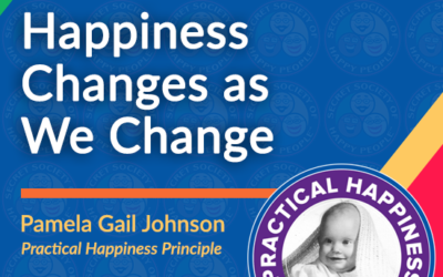 Practical Happiness Principle: Happiness Changes As We Change