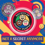 Secret Society of Happy People, Society of Happy People, Pamela Gail Johnson, SOHP.com