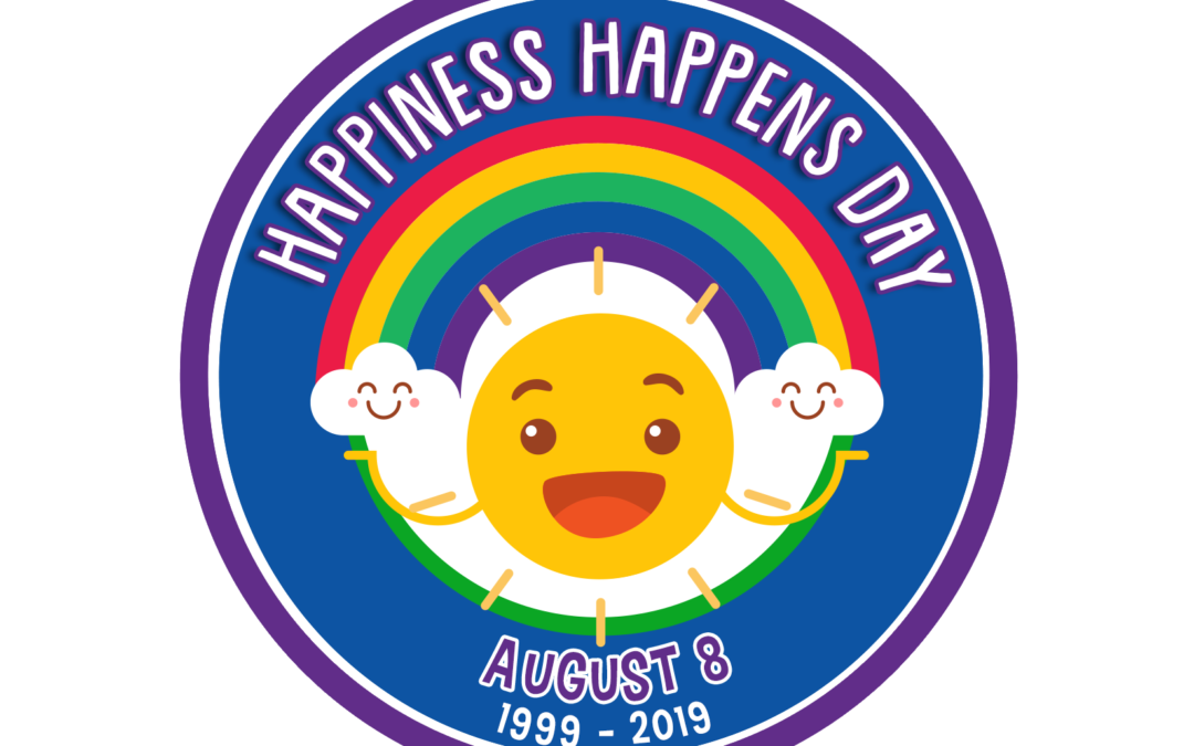 Happiness Happens Day 2019