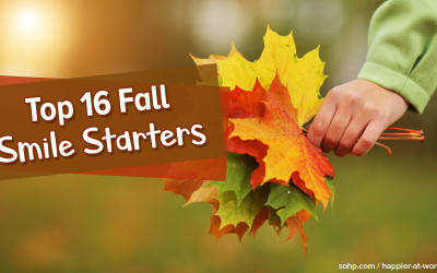 The Top 16 Fall Smile Starters