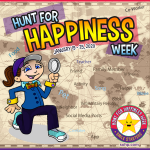Hunt For Happiness Week 2020, Society of Happy People, Pamela Gail Johnson