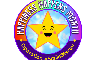 ❤️ SOHP Weekly:  Happiness Happens Month 2020: 31 Days. 31 Smiles.